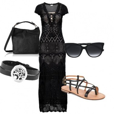 Outfit Estate total black