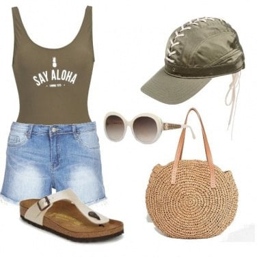 Outfit Trendy #5011