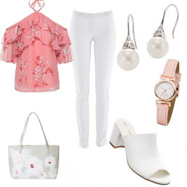 Outfit Low cost con tenerezza