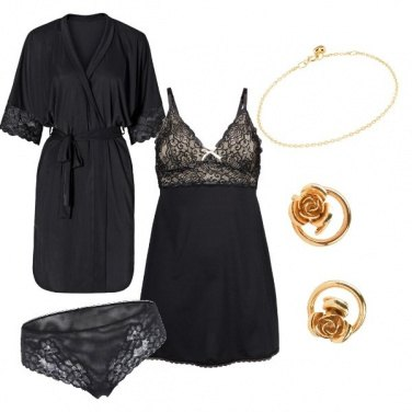 Outfit Dolce notte