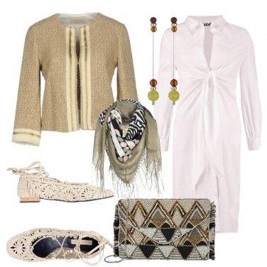 Outfit Etnica in città