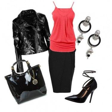 Outfit Una scarpa mozzafiato