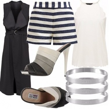 Outfit Navy blazer