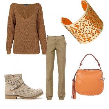 Outfit Colori da safari