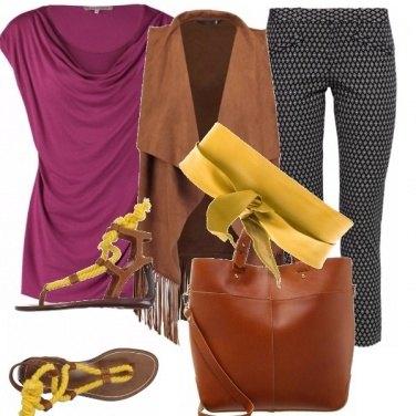 Outfit Audace look pomeriggio