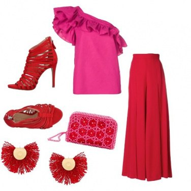 Outfit Frou frou