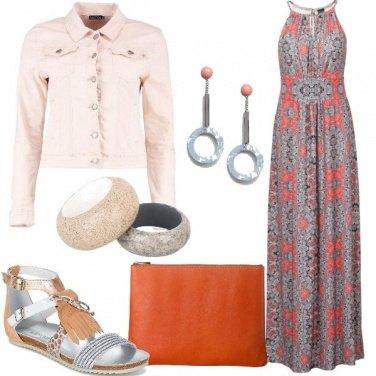 Outfit L'abito lungo