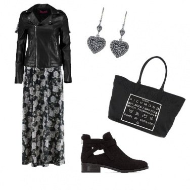 Outfit Rock #758