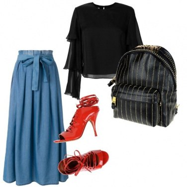 Outfit Basic #3624