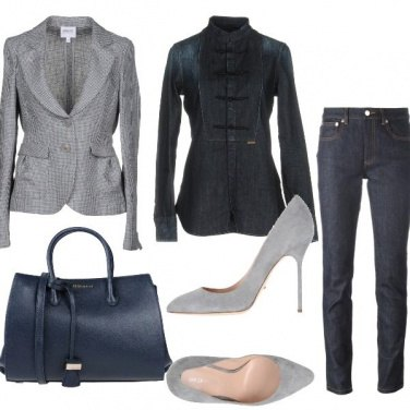 Outfit Chic #2867