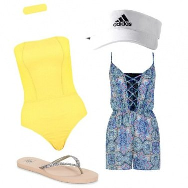 Outfit Etnico #511