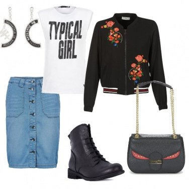 Outfit Urban #1325