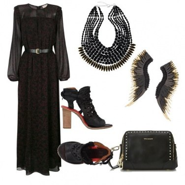 Outfit Black lover
