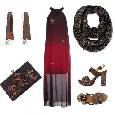 Outfit Serata in Costa Smeralda