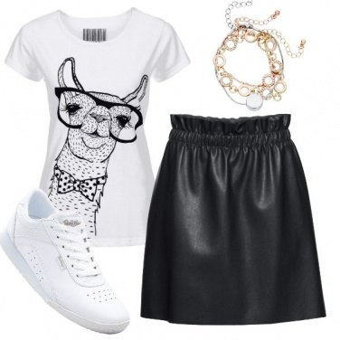 Outfit T-shirt mania