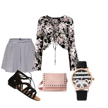 Outfit Trendy #5142