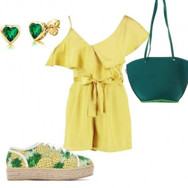 Outfit Etnico #516