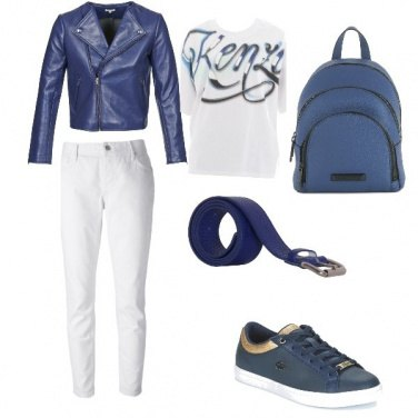 Outfit Rock #764