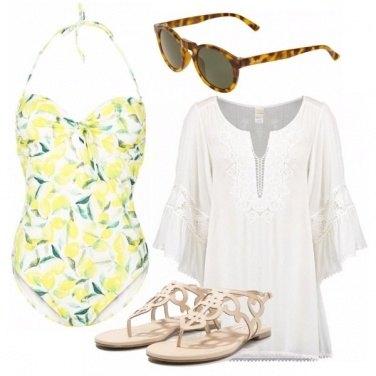 Outfit Stessa spiaggia stesso mare