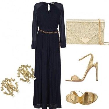 Outfit Cerimonia con classe
