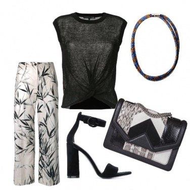Outfit Elegante ma sprint
