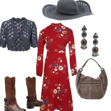 Outfit Country and chic