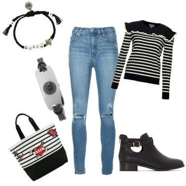 Outfit Urban #1357