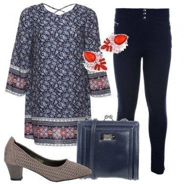 Outfit Comoda e ad agio
