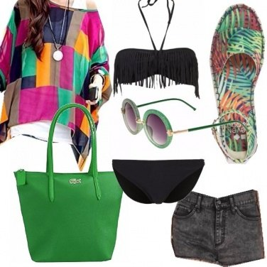 Outfit Green&go
