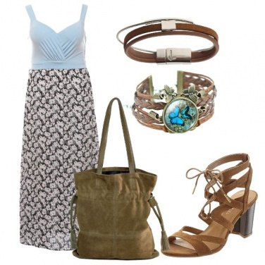 Outfit Etnico #530