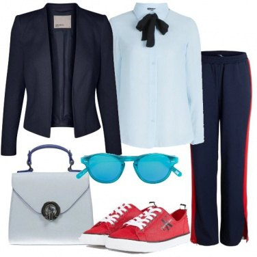Outfit Easy in office
