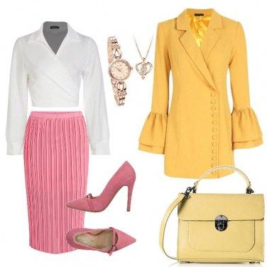 Outfit Eleganza innata