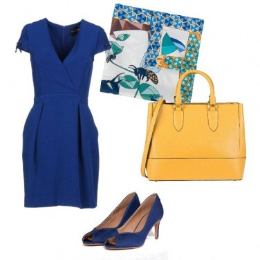 Outfit Foulard funzionale