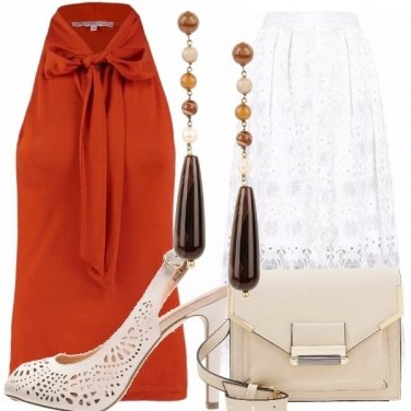Outfit Cocktail elegante