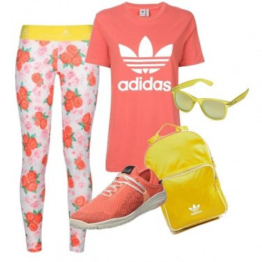 Outfit Sport all\'aria aperta