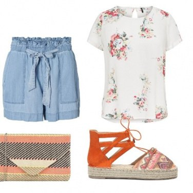 Outfit Etnico #544