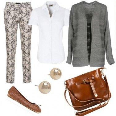 Outfit Pronta per l\'ufficio