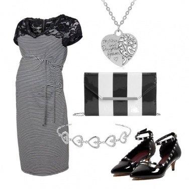 Outfit Cerimonia col pancione