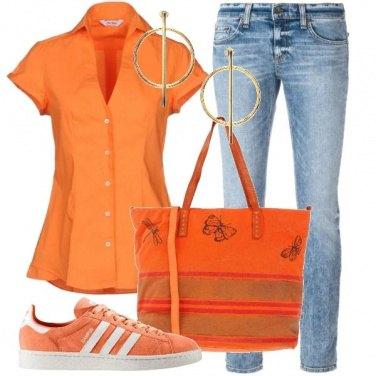 Outfit Vitamina c all\'università