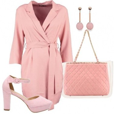 Outfit Barbie girl
