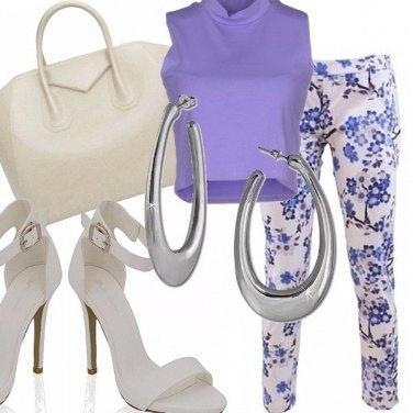 Outfit Panna e floral