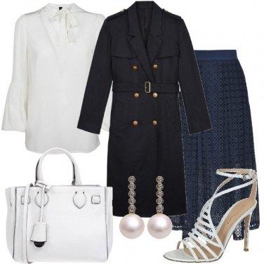 Outfit Raffinata ed elegante