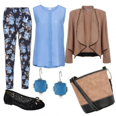 Outfit Pantaloni e stile