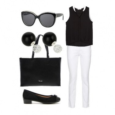 Outfit Yin e Yang