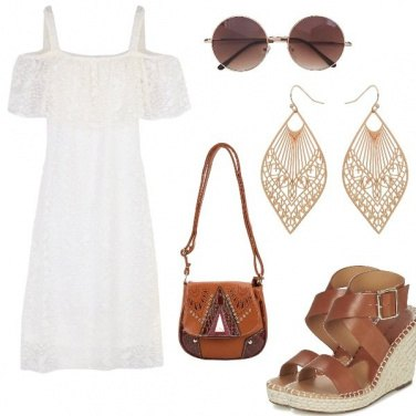 Outfit Boho style