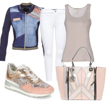 Outfit Stile urbano
