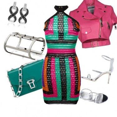 Outfit Balmain