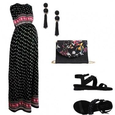 Outfit Attesa fresca e comoda
