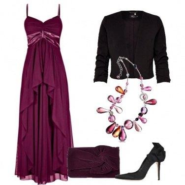 Outfit Un vestito lungo meraviglioso