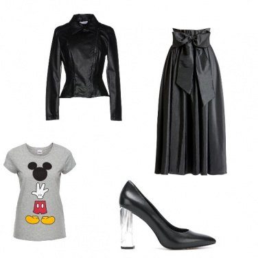 Outfit Funny muose